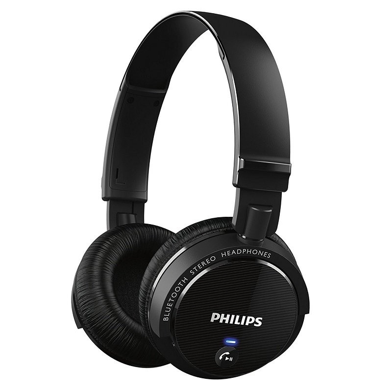 philips bluetooth headphone shb5500 wireless on ear. Black Bedroom Furniture Sets. Home Design Ideas
