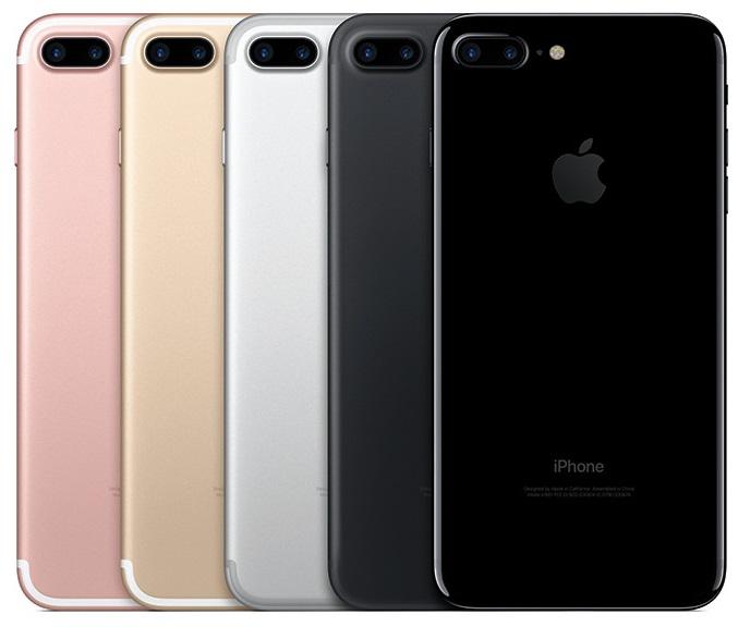 apple iphone 7 plus 256gb in rose schwarz diamant jet gold. Black Bedroom Furniture Sets. Home Design Ideas