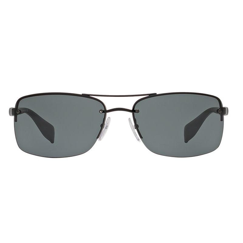 prada sport sunglasses ps 50ns 1bo1a1 herren sonnenbrille. Black Bedroom Furniture Sets. Home Design Ideas
